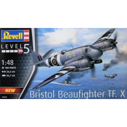 1/48 Bristol Beaufighter TF. X