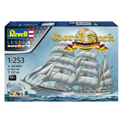 1/253 GORCH FOCK - 60th Anniversary