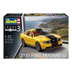 1/25 2010 Ford Mustang GT