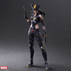 [완성품] MARVEL UNIVERSE VARIANT PLAY ARTS X-23