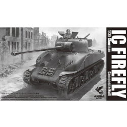 1/35 Sherman IC FIREFLY Composite Hull