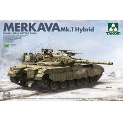 1/35 Israeli Main Battle Tank Merkava1 H