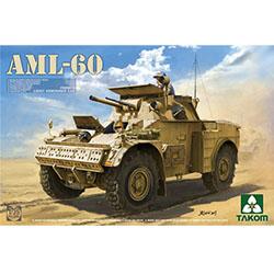 1/35 French Light Armoured Car AML-60