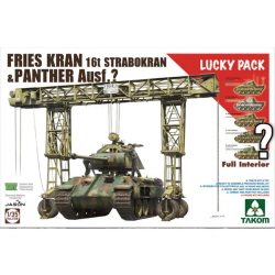 1/35 FRIES KRAN 16t Strabokran, 1943/44