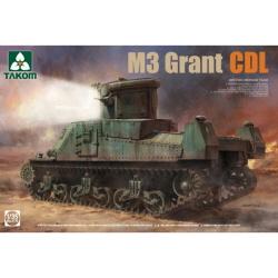 1/35 BRITISH MEDIUM TANK M3 GRANT C이