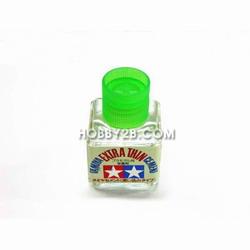 TAMIYA Extra Thin Cement (무수지 접착제)