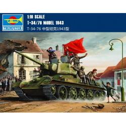 1/16 T-34/76 Model 1943