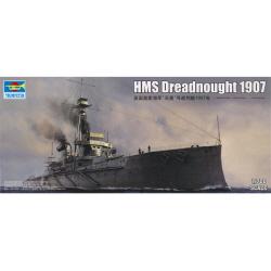 1/700 HMS Dreadnought 1907