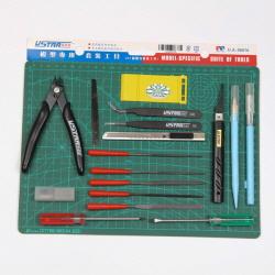 모델링 툴세트 (18종)(Modeling Tool Set 18 in 1)