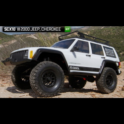 [] Axial SCX10 II TM 2000 Jeep Cherokee 1/10th Scale Electric 4WD Pro Kit