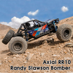 Axial RR10 Randy Slawson Bomber 1/10th Scale Electric 4WD  Pro Kit