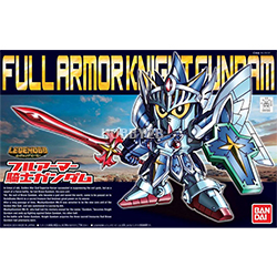 [BB393] 레전드 풀아머 나이트 건담 (LEGEND BB FULL ARMOR KNIGHT GUNDAM)