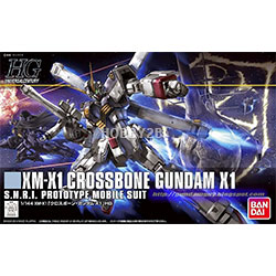 [HGUC187] 1/144 크로스본 건담 X1(CROSS BONE GUNDAM X1)