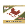 1/35 Brick Walls Set (60 Pcs)(프라모델)