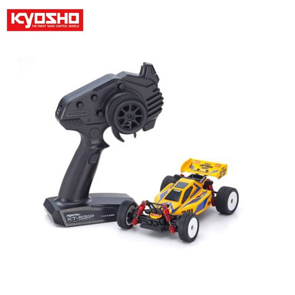 MB-010 r/s TURBO OPTIMAMid Special Yellow, KYOSHO