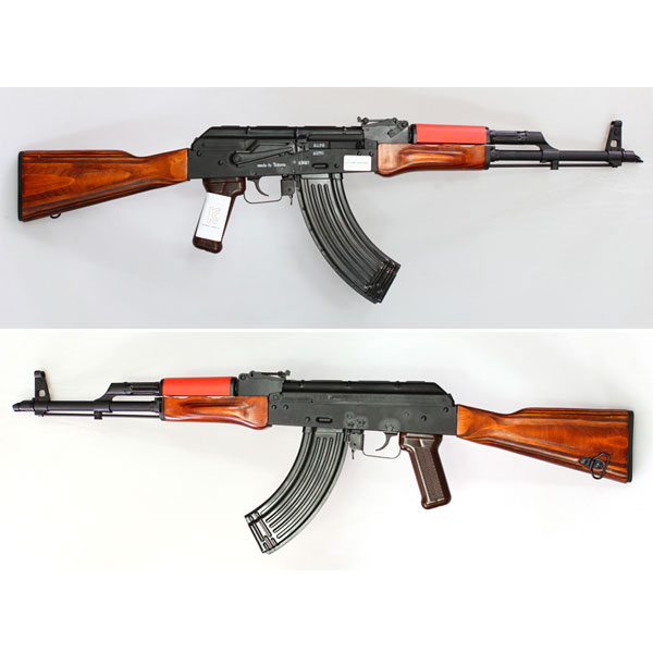 LCT GHK AKM GBBR(Wood & Steel Body 2015), LCT