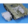 1/35	 AVDS-1790 Engine & Compartment set I For AFV Club M60 Series