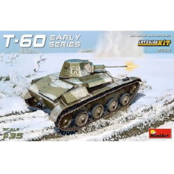 1/35 T-60 Early Series Gorky Automobile PlanInterior Kit