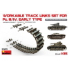 1/35 WORKABLE TRACK LINKS SET FOR Pz.III/Pz.IV Early type