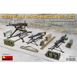 1/35 German Machineguns Set