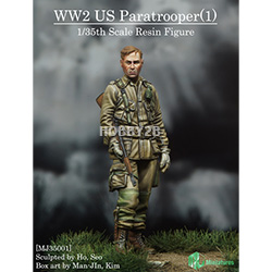 1/35 WW2 US Paratrooper (1)