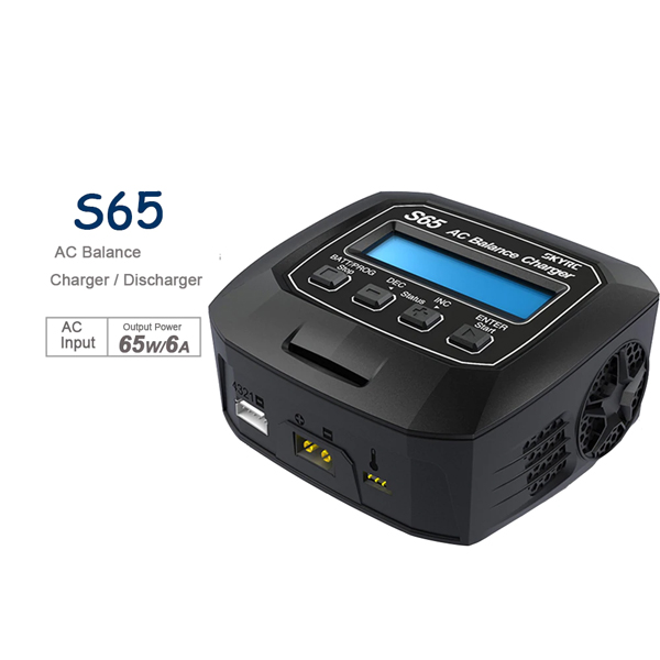 SKY RC S65 CHARGER (65W), SKY RC