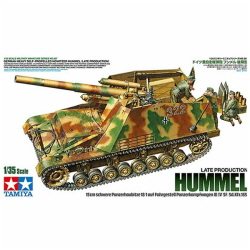 1/35 Hummel  Late Production