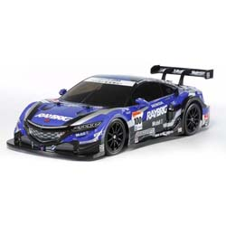 Tamiya 1/10 TT-02 Raybrig NSX Concept-GT-EP On Road Touring RC Car