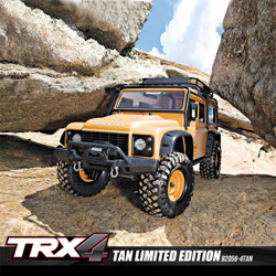 Traxxas TRX-4 Scale and Trail Crawler (82056-4)
