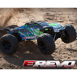NEW E-REVO BRUSHLESS (86086-4)